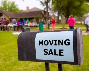 Purge Junk Before Moving to Your New Home - Have a Moving Sale