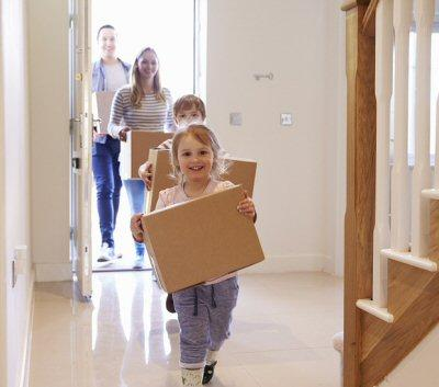 Tips for packing and moving with kids from Warners Moving & Storage, York County, PA